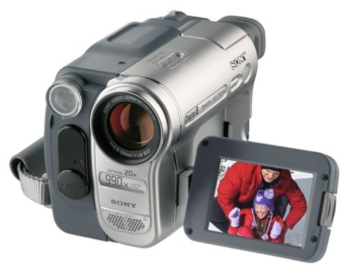 top rated Sony Digital8 DCR-TRV460 Camcorder Sony Handycam Digital8 Player Hi8 Camcorder (Updated) 2020