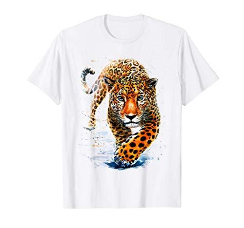 Tigre, Tigre pintado a mano Camiseta