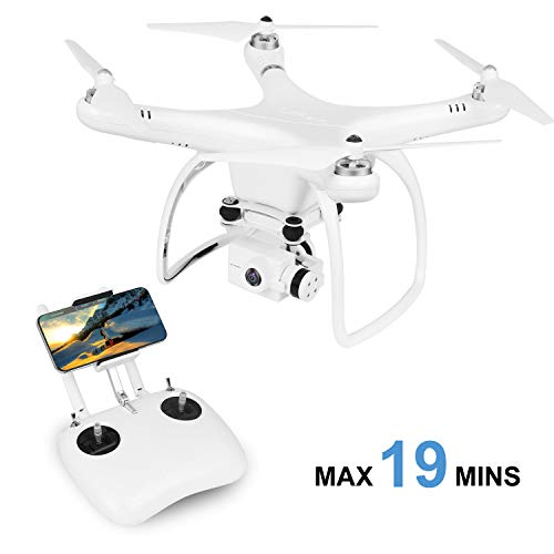UPAIR One Plus 4K Drone with Camera for...