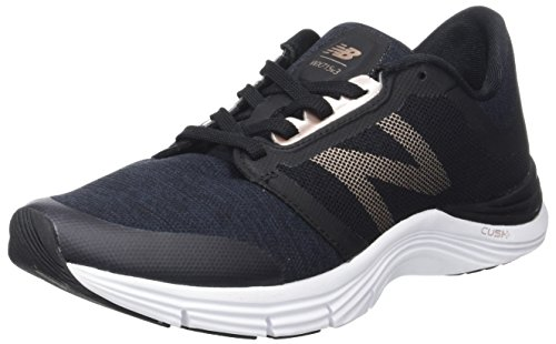 New Balance 715v3 ,Chaussures de Fitness Femme ,Noir (Black) ,35 EU