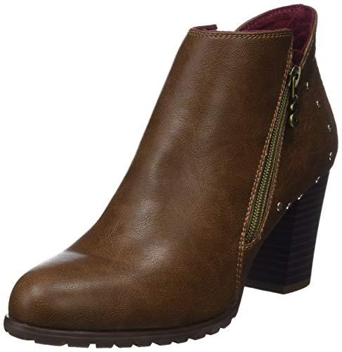 Desigual Shoes_Frida Winter Valkiria, Stivaletti Donna, Marrone (Chocolate Brown 6029), 40 EU