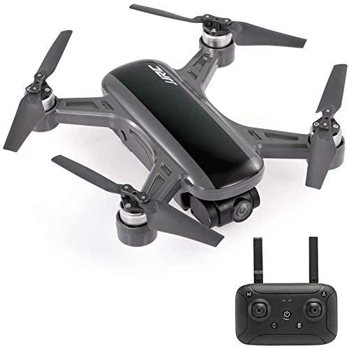 J-Love Drone GPS RC con videocamera HD 2K Stabilizzato a 2 Assi 5G WiFi FPV Drone Senza spazzole Posizionamento del Flusso Ottico Follow Me Altitude Hold Quadricottero RC