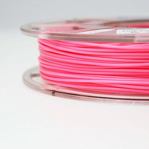 Sculpto 3D-filament – PLA, 1,75 – verschillende kleuren, druktemp. 190-210 °C, voor 3D-printers, roze, 1