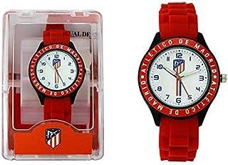 AT.Madrid Reloj, Unisex-Adult, Multicolor, Talla única