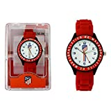 Atlético Madrid AT.Madrid Reloj, Unisex-Adult, Multicolor, Talla única