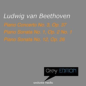 Grey Edition - Beethoven: Piano Concertos Nos. 3, 12 & Piano Sonata No. 1, Op. 2 No. 1