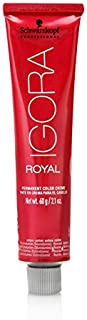 Schwarzkopf Professional Igora Royal Hair Color, 0-89, Red Violet Concentrate, 60 Gram