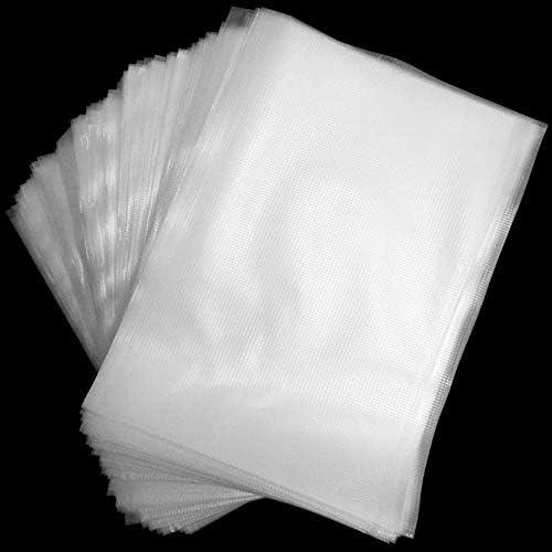 powerer 100Pcs PVA Water Soluble Bag Fishing Bag Mesh Bag for Solid Baits Carp Fishing Equipment product image