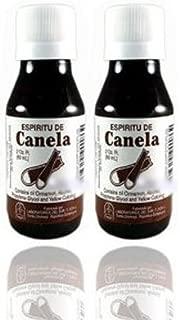 Espiritu De Canela Cinnamon Hair Oil