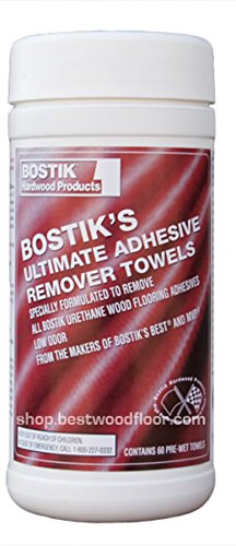 Ultimate Adhesive Remover Towel Wipes