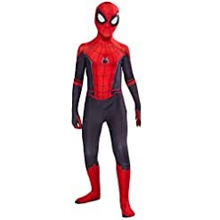 Da Mai Kids Lycra Superhero Suits Halloween Cosplay Costumes 3d Style