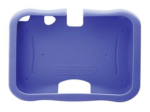VTech - Funda de Silicona para Tablet Storio 3S, Color Azul (3480-213449)