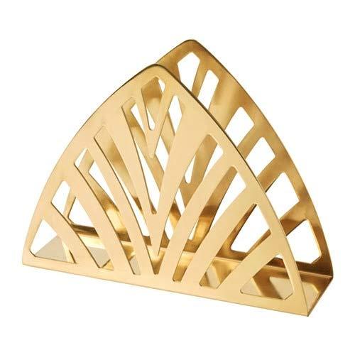 IKEA/イケア TILLSTALLNING:ナプキンホルダー 黄銅色 (103.501.11)