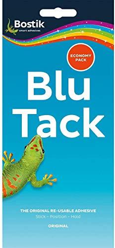Blu Tack, confezione risparmio,adesivi riutilizzabili originali