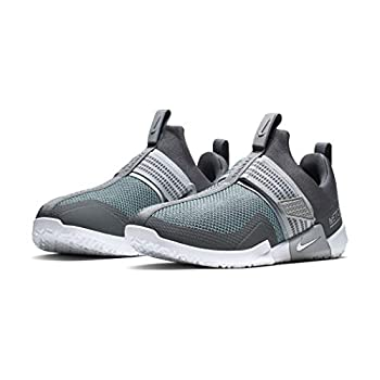 Nike Men s Metcon Sport Training Shoe Dark Grey/White/Cool Grey Size 11 M US
