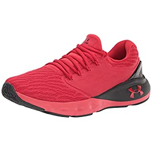 Under Armour Men's Charged Vantage Running Shoe, Red (602)/Black, 12