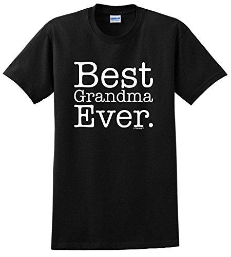 Best Grandma Ever T-Shirt - 10 Colors