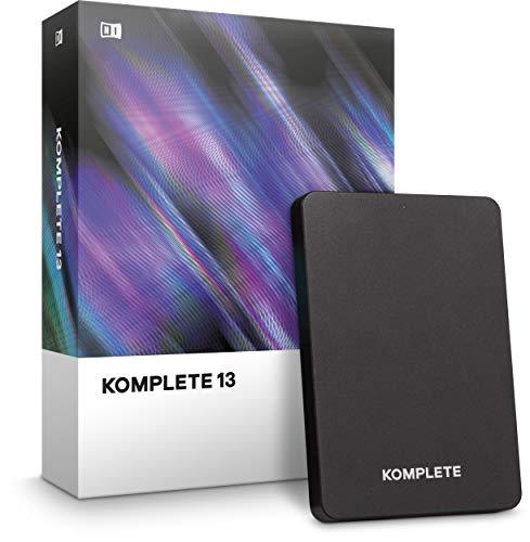 Native Instruments(ネイティブインストゥルメンツ)『KOMPLETE 13』