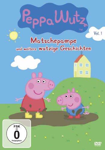 Peppa Wutz, Vol. 1 - Matschepampe und andere wutzige Geschichten