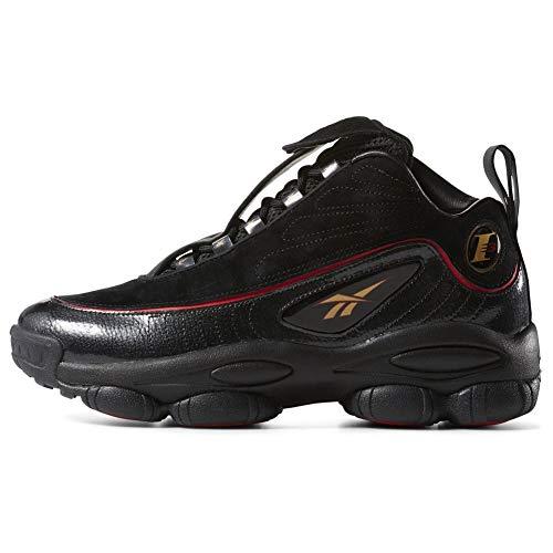 Reebok Classic Iverson Legacy Sneaker Herren Schwarz/Weiss - 42 1/2 - Sneaker Low