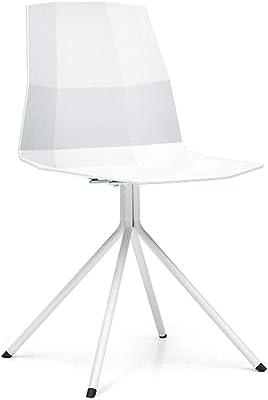 Amazon.com: Silla de recepción de acrílico transparente con ...