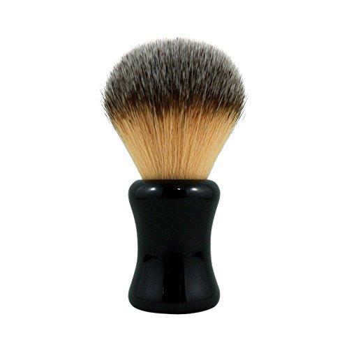 RAZOROCK Bruce - Brocha de afeitar sintética (70 g)