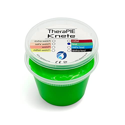 AFH-Webshop Afh Therapie Knete 454g Masilla para Terapia, Unisex Adulto, Verde, Uni