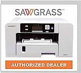 Best Sublimation Printer - Sawgrass Virtuoso SG500 Sublimation Printer - Bundle Review