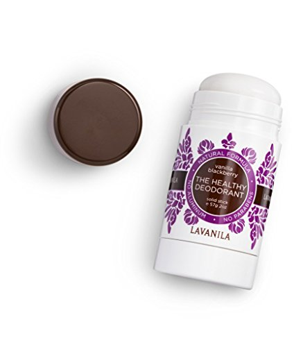Lavanila The Healthy Deodorant Vanilla Blackberry