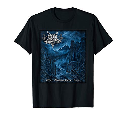 Dark Funeral - Where Shadows Forever Reign - Official Merch T-Shirt