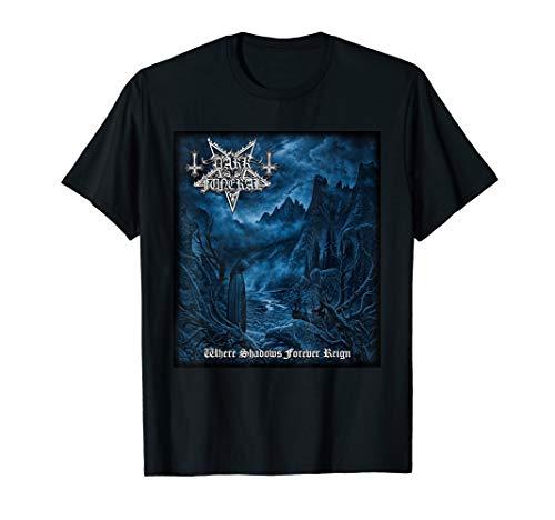 Dark Funeral - Where Shadows Forever Reign - Official Merch T-Shirt