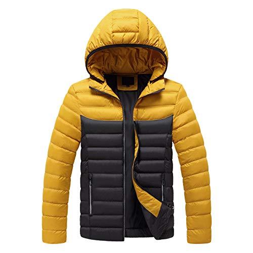 Meclelin Winterjacke Herren Übergangsjacke Jacke Bomberjacke Daunenjacke Sportjacke Steppjacke Winter Sweatjacke