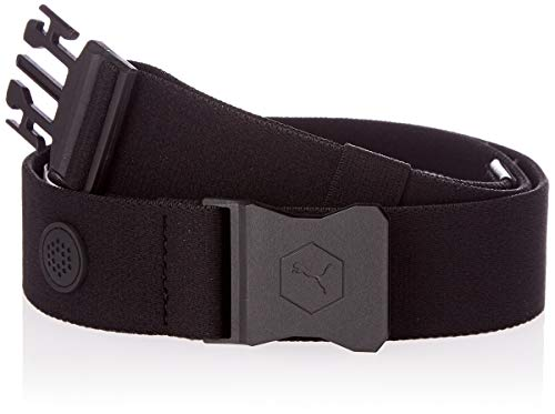 PUMA Herren Ultralite Stretch Belt Gürtel, Black, OSFA
