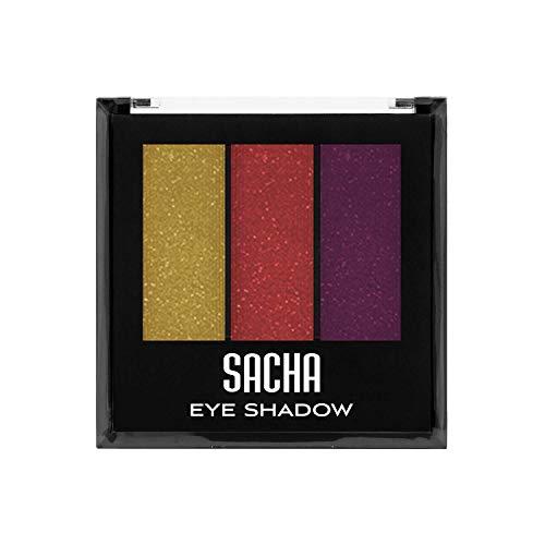 Trio Eye Shadow - Fiery Amber