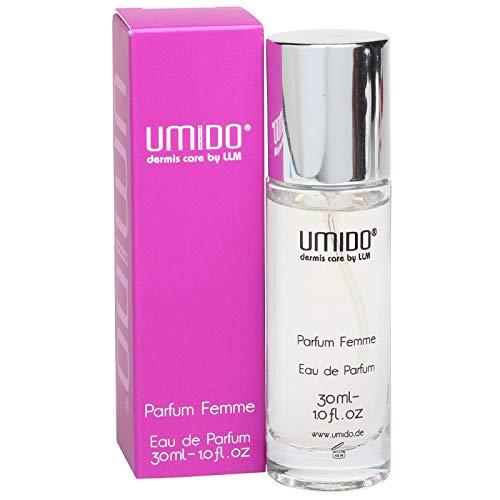 50x UMIDO Parfüm 30 ml femme/woman | Damen Eau de Parfum Spray | Duft für Frauen | Damenduft (11-B2B)