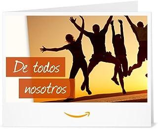 Cheque Regalo de Amazon.es - Imprimir - Entre amigos