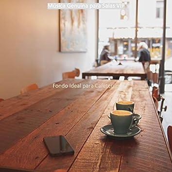 Fondo Ideal para Cafeterías