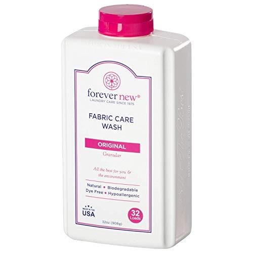 FOREVER NEW Granular Detergent Powder - Delicate Laundry Care Wash - Original Scented, 32 Oz