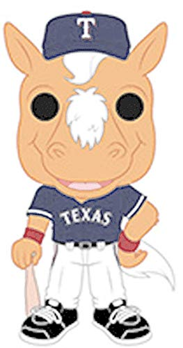 Funko POP! MLB: Ranger's Captain (Texas),Multicolour