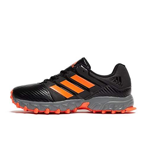 Adidas Junior Hockeyschoenen - Outdoor schoenen - zwart - 31