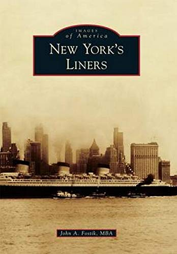 New York's Liners (Images of America)