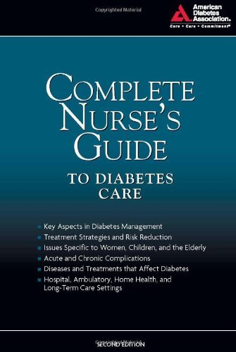 By Belinda P. Childs - Complete Nurse's Guide to Diabetes Care: 2nd (second) Edition