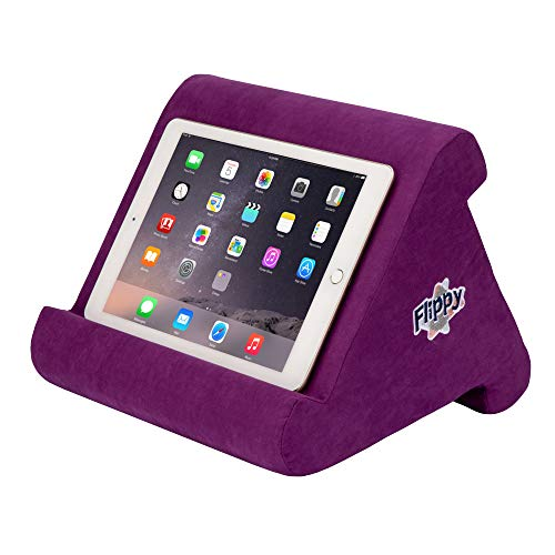 Flippy iPad Tablet Stand Multi-Angle Portable Lap Pillow for Home,...