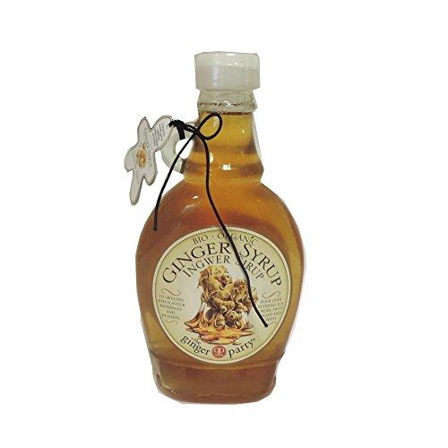 Ginger People Bio Ingwer Sirup (1 x 237 ml)