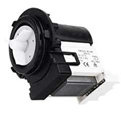 ✅ PART NUMBER 4681EA2001T: Along with replacing part 4681EA2001T, this washer drain pump also replaces part numbers 2003273, 4681EA1007D, 4681EA1007G, 4681EA2001D, 4681EA2001N, 4681EA2001U, and AP5328388. ✅ FITS TOP NAME BRANDS: It's a direct fit for...