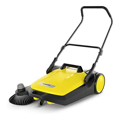 Kärcher 1.766-420.0 mechanische veegmachine S 6 nieuw, uitgang januari 2020, zwart, geel