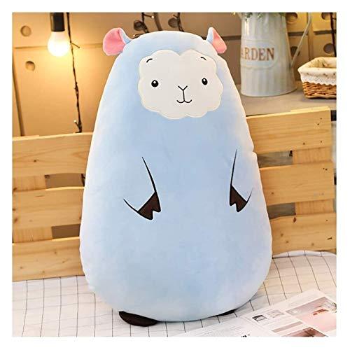 RSBCSHI Spielzeugkissen super weiche Piggy Plüsch umarmt Kissengefüllte Tierspielzeug (Color : E, Size : 50cm)