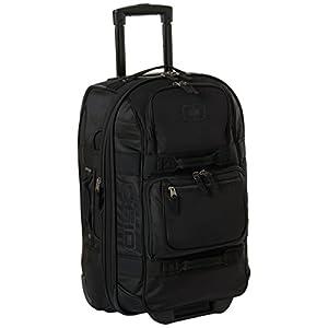 OGIO Layover Travel Bag (Stealth) , Black, 22 x 14 x 10-Inch