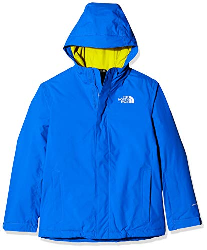 THE NORTH FACE Kinder Jacke Y Snow Quest Insulated Synthetic XL TNF Blue