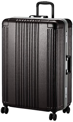 [シフレ] ハードフレームケース 大型 Lサイズ 付き SIF1065-66 保証付 90L 66 cm 5.5kg HLガンメタ